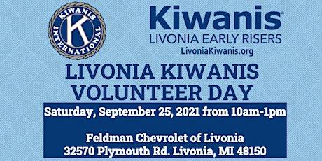 Livonia Kiwanis Volunteer Blanket Making Event tickets