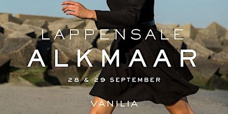 Vanilia Alkmaar Lappensale 2021 tickets
