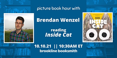 Picture Book Hour: Brendan Wenzel tickets