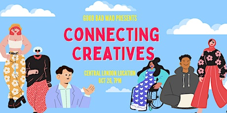 Connecting Creatives: Networking for Film, TV + Theatre Professionals tickets