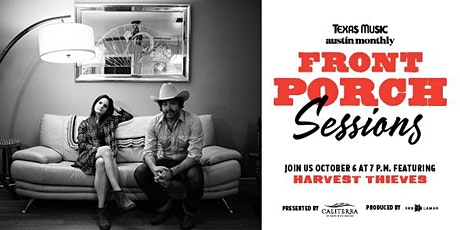 Front Porch Sessions | Featuring Harvest Thieves tickets