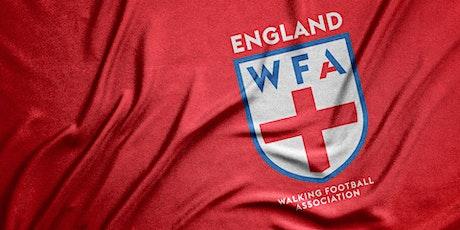 Copy of Official England Walking Football Association internationals tickets
