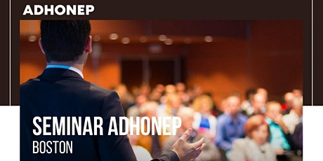 Seminar ADHONEP tickets