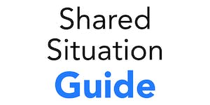 Shared Situation Workshop — In-Person or Online