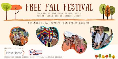 Free Fall Festival 2021 tickets