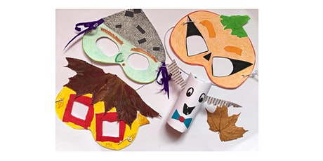 Raynes Park Library Spooky Halloween Crafts! (Ages 4+) tickets