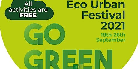 Go Green Eco Urban Festival tickets