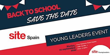BACK TO SCHOOL SITE YOUNG LEADERS entradas