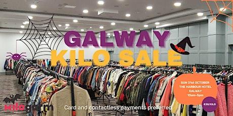 Galway Kilo Sale Pop Up 31st October tickets