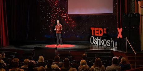 TEDxOshkosh 2021 tickets