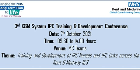 Kent and Medway System IPC Training and Development Conference tickets