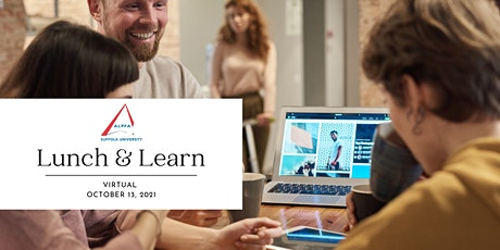 Lunch & Learn (Virtual) Tickets