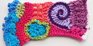 Mixed ability Crochet workshop @ Seeded, Southsea