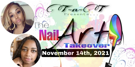 TNT Presents: The Nail Art Takeover tickets