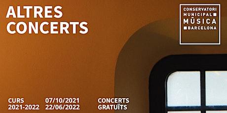 Cançons de dies i nits (Premi d'Honor de Cant 19-20). entradas