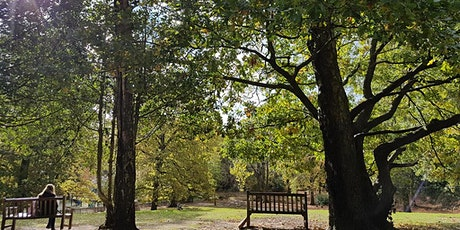 Green spaces-- A Connection to Health and Well Being tickets