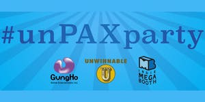 unPAXparty 2015 presented by GungHo, Indie MEGABOOTH...