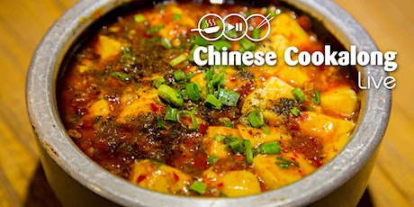 Chinese Cookalong Live: Mapo Tofu tickets