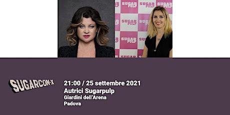 Autrici Sugarpulp | SUGARCON-X biglietti