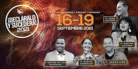 CONGRESO DECLARALO Y SUCEDERA 2021 tickets
