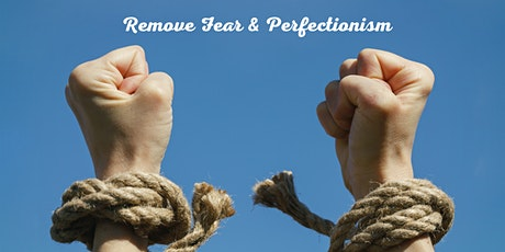 Mind & Body Challenge to Remove Fear & Perfectionism for Women! (NNJ) tickets
