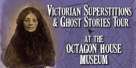 Victorian Ghost Stories and Superstitions Tour tickets