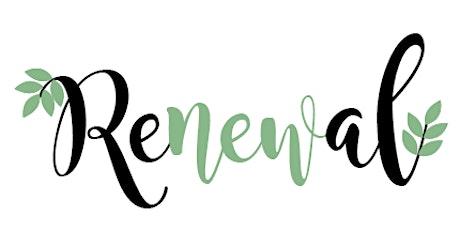 Renewal Retreat 2021 tickets