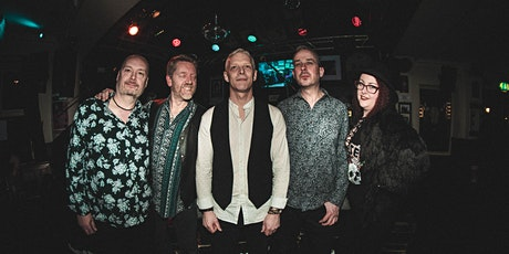 Five Fold Kiss at Monks Buttery tickets