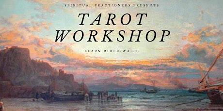 Tarot 101: Learn the Raider-Waite Deck Workshop tickets