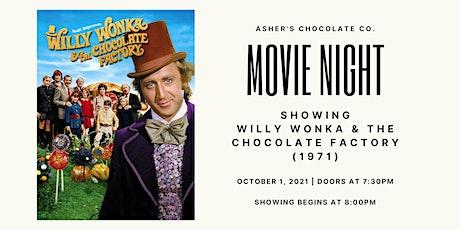 Asher's Movie Night tickets