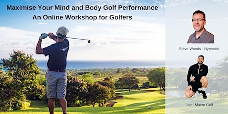 Maximise Your Mind and Body Golf Performance tickets