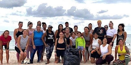 October Fort Lauderdale Beach Clean Up + Yoga & Sound Bath tickets