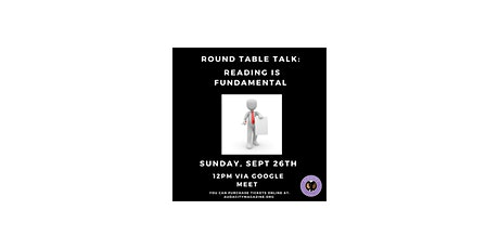 Round Table Talk: Reading is Fundamental `` Tickets