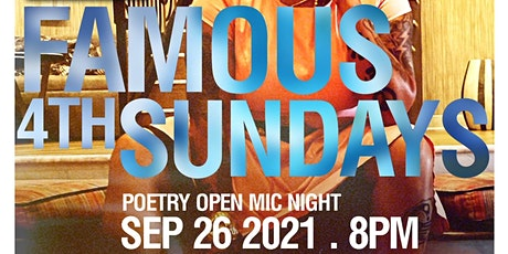 Word Is Born Presents: Famous 4th Sundays tickets