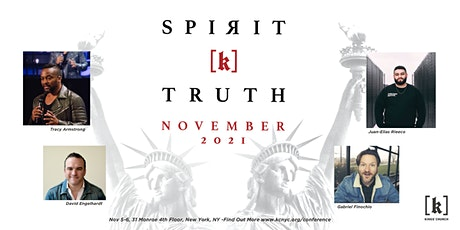 Spirit & Truth Conference tickets