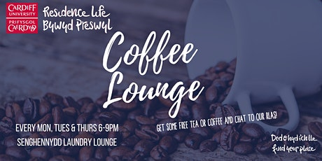 South Campus Coffee Lounge tickets