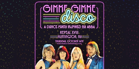 Gimme Gimme Disco - A Dance Party Inspired by ABBA tickets