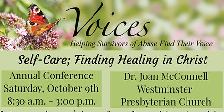 Voices: Helping Survivors of Abuse Find Their Voice: Healing in Christ tickets
