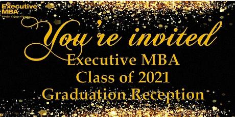 Executive MBA Class of 2021 Graduation Celebration tickets