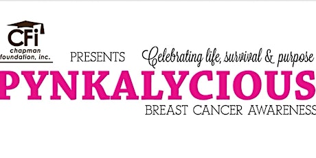 Pynkalycious Breast Cancer Awareness Luncheon tickets
