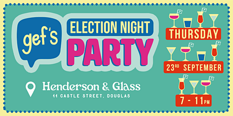 Gef's Election Night Party tickets