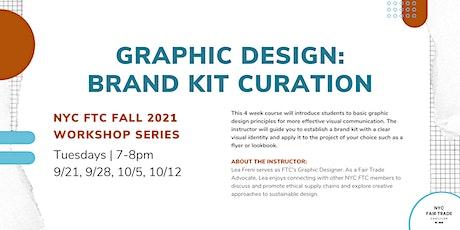 Graphic Design: Brand Kit Curation w/ Lea Freni tickets