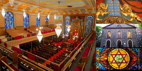 Private Lecture & Tour @ Bialystoker Synagogue, Lower East Side Hidden Gem tickets