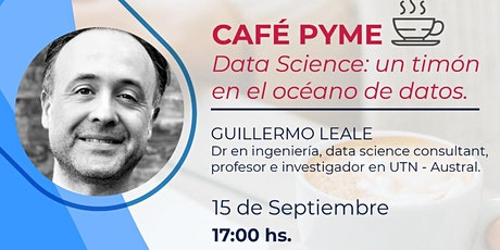 Data Science: un timón en el océano de datos por Guillermo Leale entradas