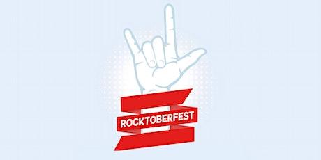 Inschrijving Rocktoberfest 2021 tickets