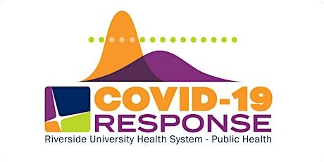 Seminario web sobre COVID-19 para padres de niños del condado de Riverside tickets