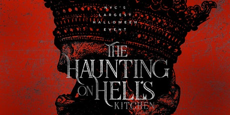 THE HAUNTING ON HELL'S KITCHEN tickets