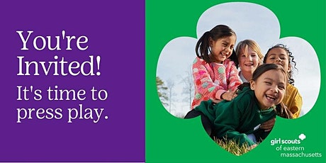 Press Play with Melrose Girl Scouts: In Person Event tickets