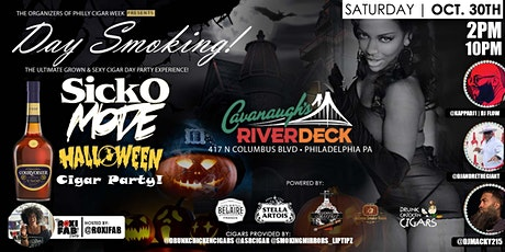 SICKO MODE HALLOWEEN CIGAR DAY PARTY tickets