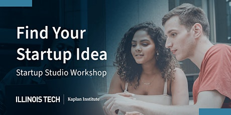 Find Your Startup Idea tickets